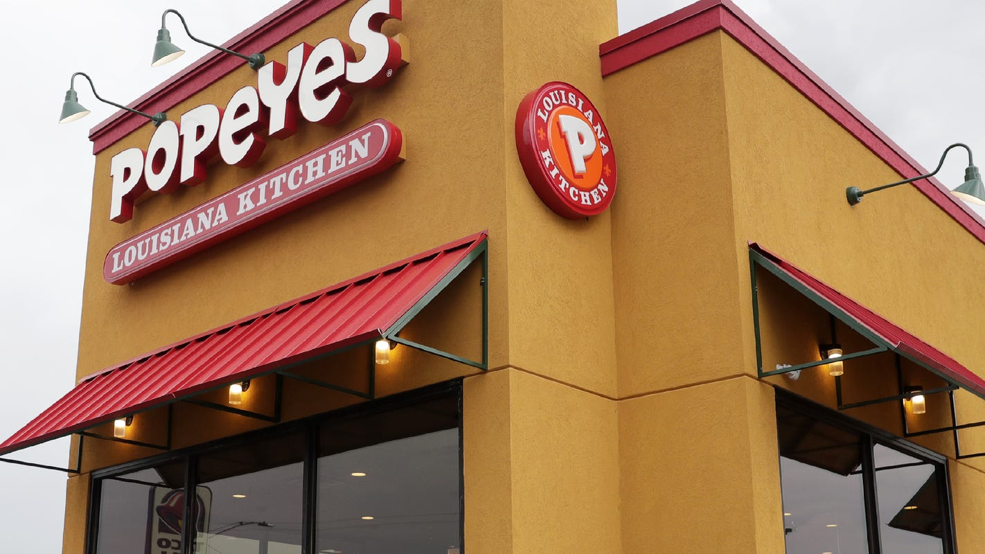 The Buzz: Popeyes arrives Tuesday in Appleton