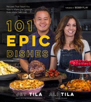 """101 Epic Dishes"" by Jet Tila and Ali Tila"