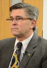 Prosecutor David Gilbert