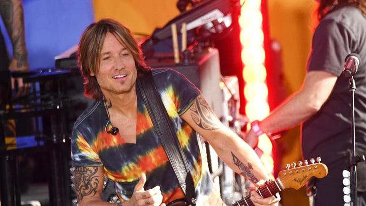 Keith Urban concert weather forecast: Bring the umbrella and raincoat
