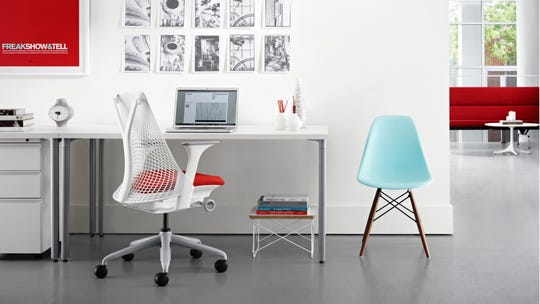 Herman Miller office products.