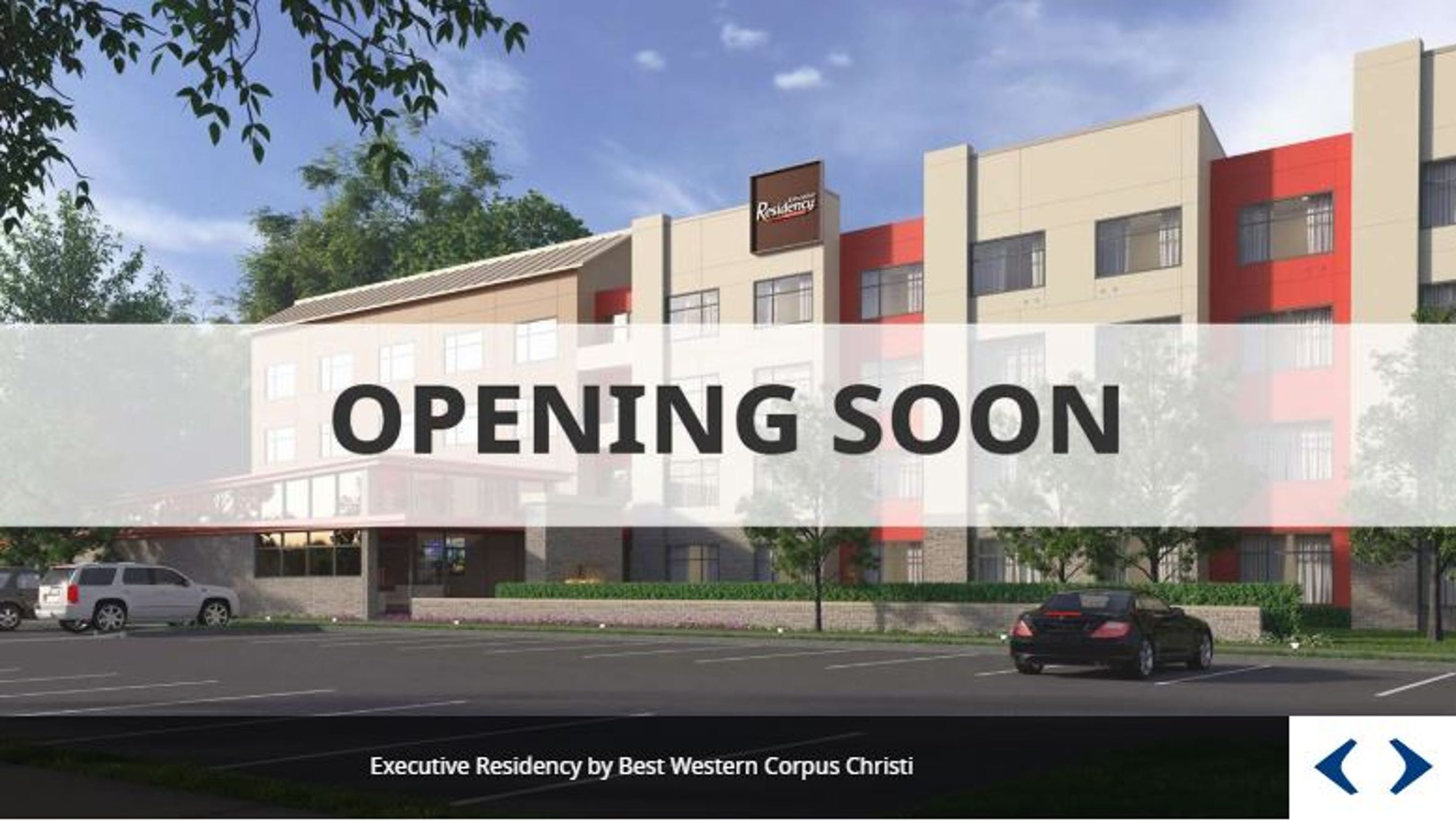 Executive Residency by Best Western Corpus Christi will open this fall at 9307 S. Padre Island Dr.