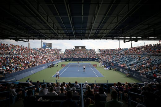 Americans set to battle in the semifinals at the 2019 Western & Southern Open
