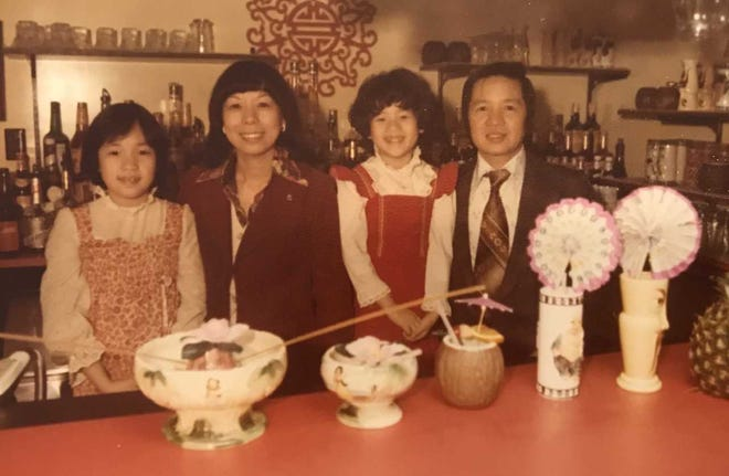 """The Wong Family will compete in the Food Network's new show """"Family Restaurant Rivals"""" on Monday."""