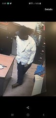 Altoona police released a photo of a suspect in a robbery Friday morning at Spectators Sports Bar & Grill in Altoona.