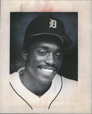 Ron LeFlore was an outfielder for the Detroit Tigers.