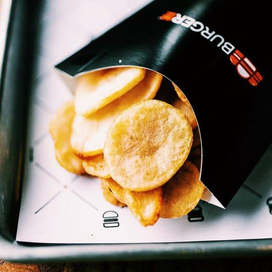 BurgerIM fries.