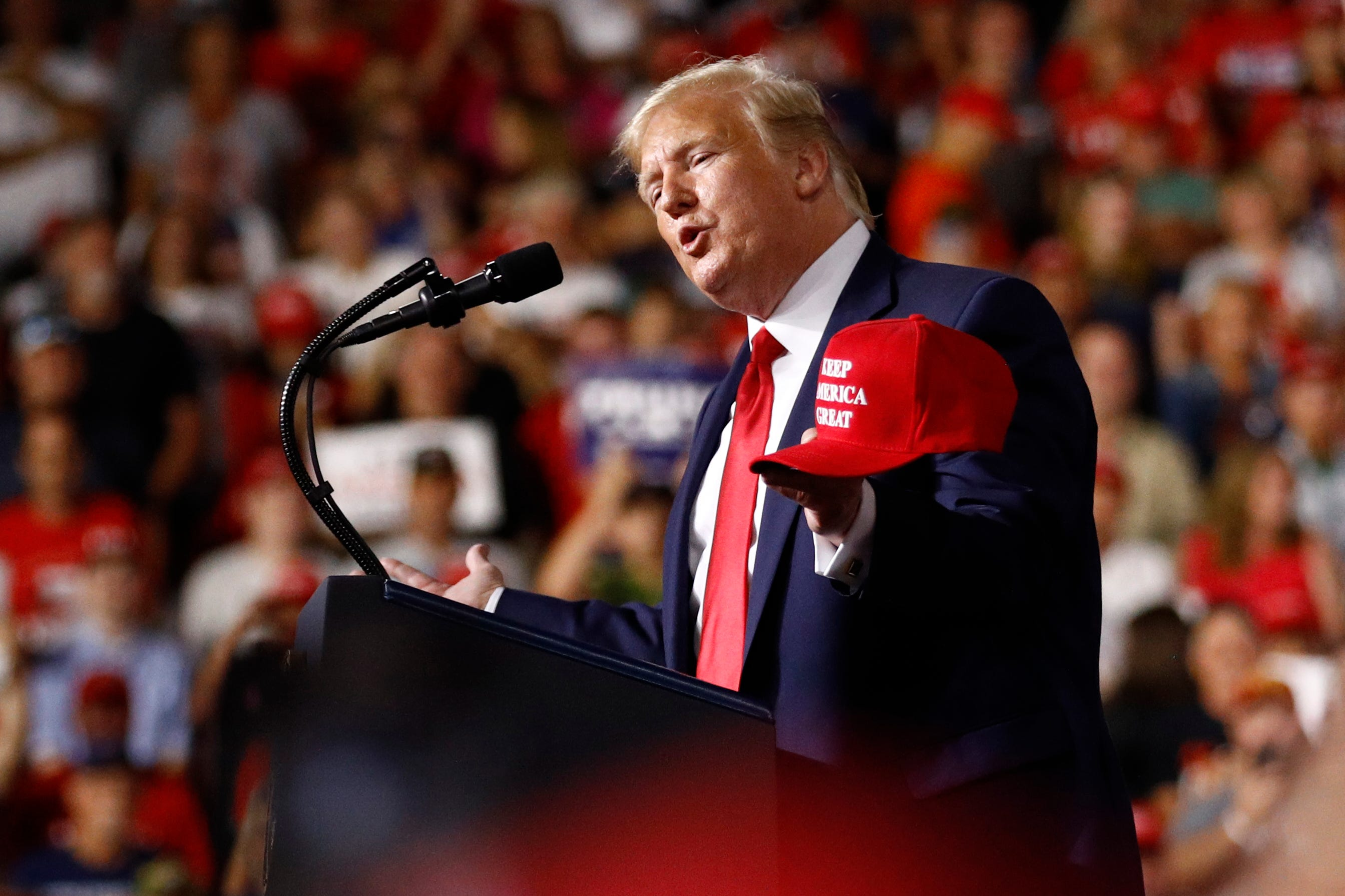 Was Trump ever named Michigan's 'Man of the Year,' as he claims?