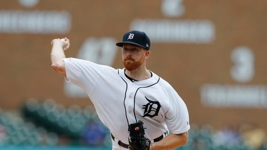 Tigers pitcher Spencer Turnbull ranks last among qualified starters (118th out of 118) in run support this year.