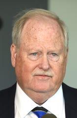 Former Chief Deputy Oakland County Executive Gerald D. Poisson.