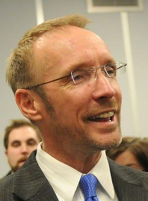 Ferndale mayor David Coulter.
