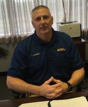 HPD Assistant Chief Sean McKinney (Aug. 14, 2019)