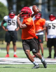 Kyondre Winford is a sophomore quarterback for the New Albany Bulldogs.
