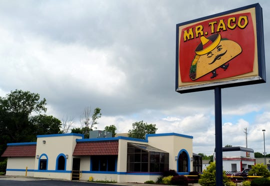 The Mr. Taco at 3122 S. Martin Luther King Jr. Blvd. is one of the most talked about restaurants in Lansing.