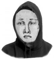 Milwaukee police released this drawing of a man they say is a suspect in a sexual assault Wednesday.