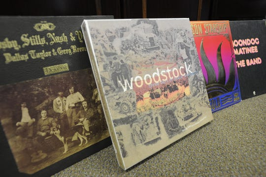 Crosby, Stills Nash & Young, Jefferson Airplane/Starship and The Band were just some of the legendary performances to made up the soundtrack to Woodstock in 1969.