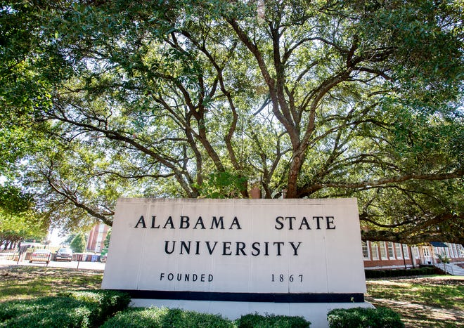 Alabama State University in Montgomery, Ala., on Friday August 16, 2019.