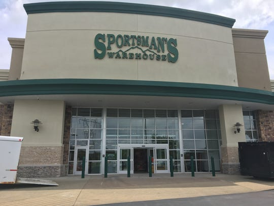 Sportsman's Warehouse is opening Aug. 22 at The Oaks Shopping Center in Murfreesboro.