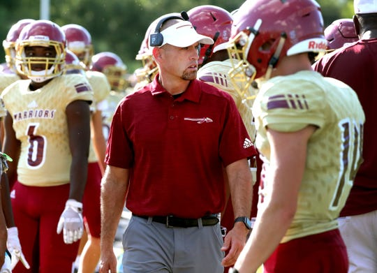 Riverdale and Coach Will Kriesky are 3-0 heading into a Week 4 matchup at Smyrna.