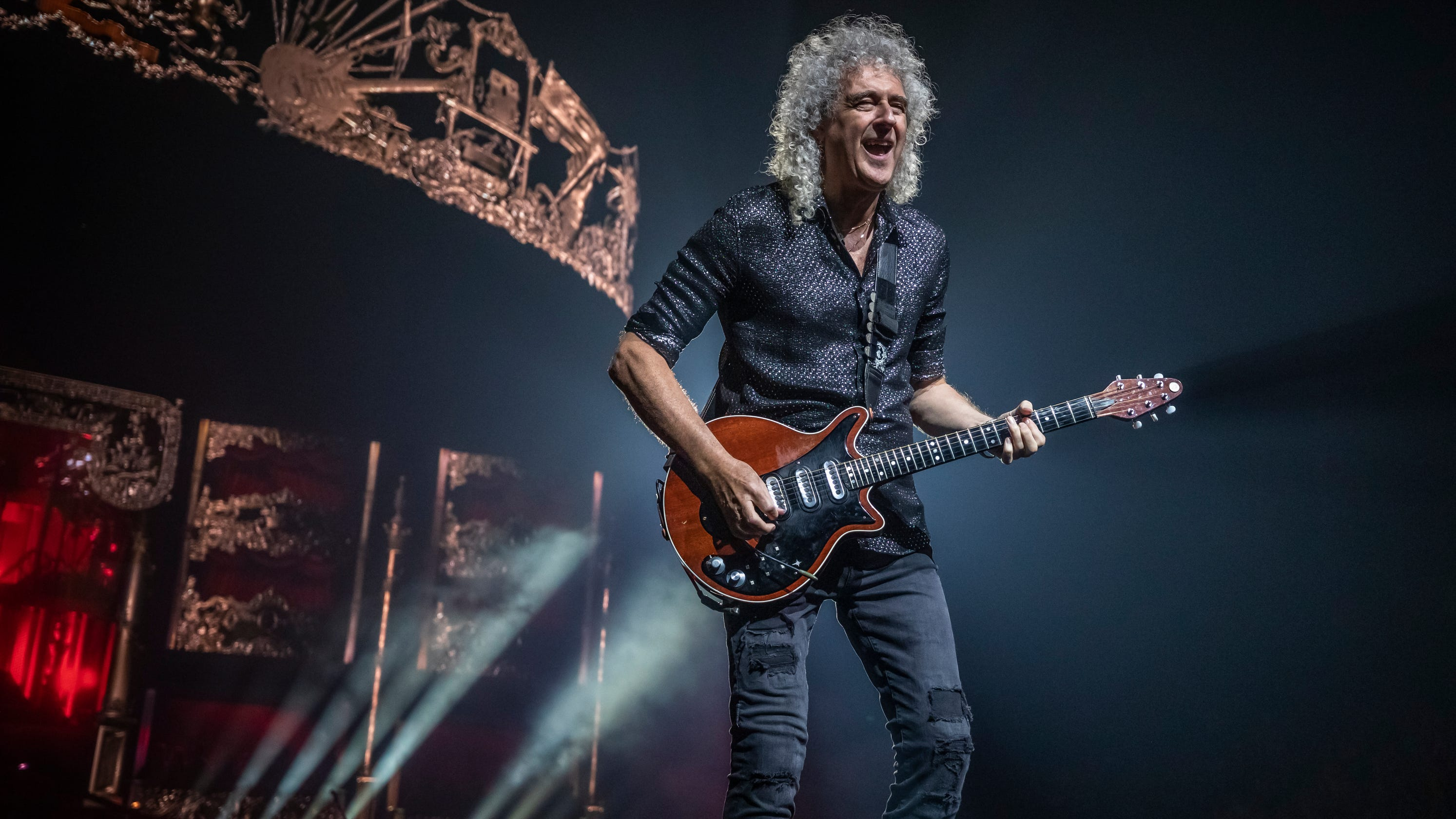 Queen (and Adam Lambert) are the champions at Nashville concert