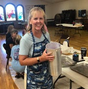 Volunteers at Epworth United Methodist Church are gearing up for a crowd of 500 for its 79th annual summer fest, offering the main attraction, homemade ice cream.