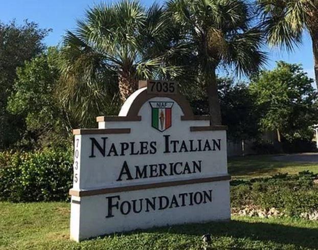 The Naples Italian American Foundation.