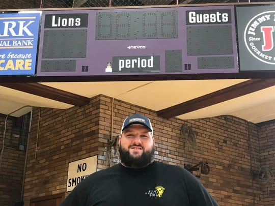Northridge graduate Nahum Masimer is the new athletic director at Granville Christian Academy.