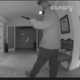 Home security camera helps officers capture armed burglary suspect