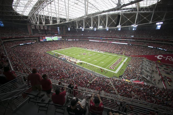 The Arizona Sports and Tourism Authority pays for State Farm Stadium and supports tourism and other sports initiatives.