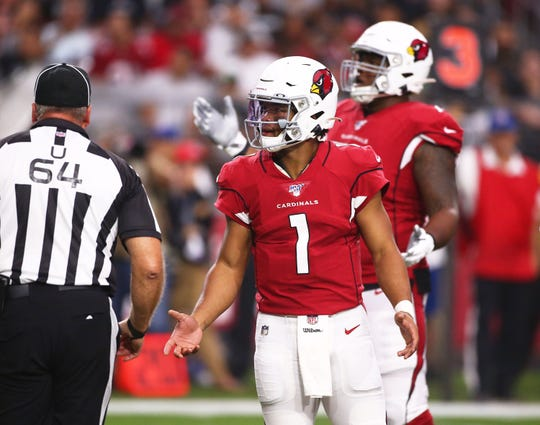 To clap or not to clap? That appears to be a question for Kyler Murray and the Arizona Cardinals.