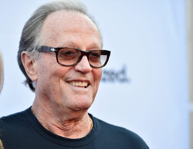"Aug. 16, 2019: Peter Fonda, an actor and filmmaker who made waves with the 1969 counterculture classic ""Easy Rider,"" has died. The son of Henry Fonda and the younger sibling of Jane Fonda, the actor also earned an Oscar nomination for 1997's ""Ulee's Gold."" He was 79."