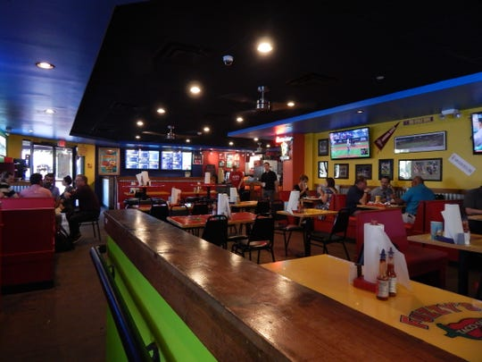 Grab some tacos or maybe a margarita at Fuzzy's Taco Shop on Mill Avenue in Tempe.