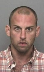 Kyle Andrew Hix Date of birth: Oct. 14, 1988 Vitals: 6 feet, 1 inch; 165 lbs.; brown hair/green eyes Charge: Violation of probation