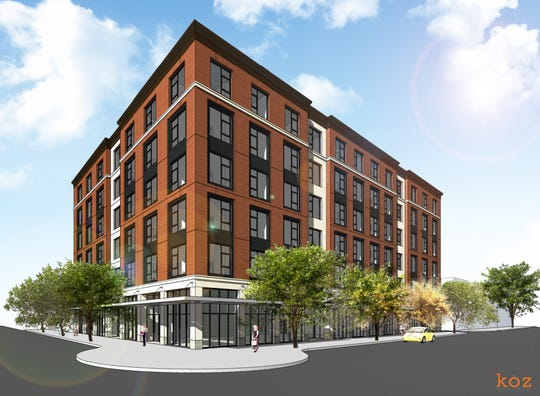 Koz Development breaks ground in September on the Nishioka Building, which will bring nearly 150 apartments to downtown Salem.