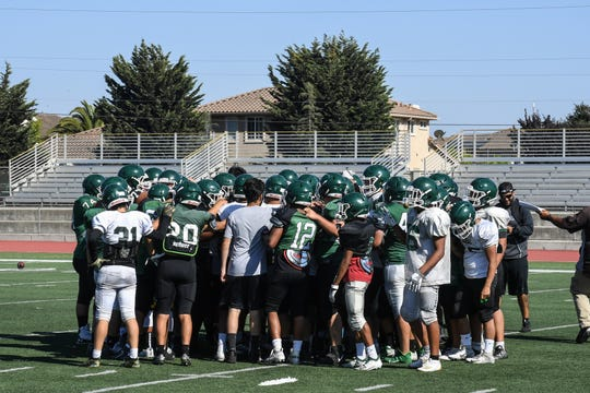 The Alisal Trojans finished the 2018 season just a few plays away from a potential playoff berth.