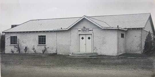 West Side Baptist was originally established in September of 1949 by Rev. E.B. James.