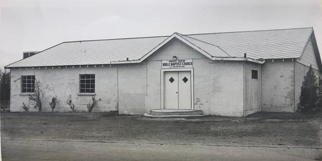 West Side Baptist was originally established in September of 1949 by Rev. E.B. James.