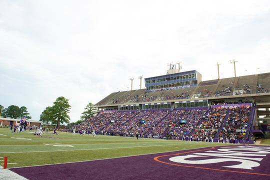 The Northwestern State Athletic Department announced Friday it will sell beer and spiked seltzer at home football, baseball and softball games in 2019-2020.