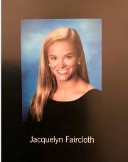 Jackie Faircloth.