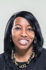 Kimberly Moore, vice chair of the FAMU Board of Trustees