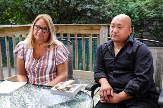 Kerri Frisinger and Kou Xiong talk about Kameron Frisinger's life.