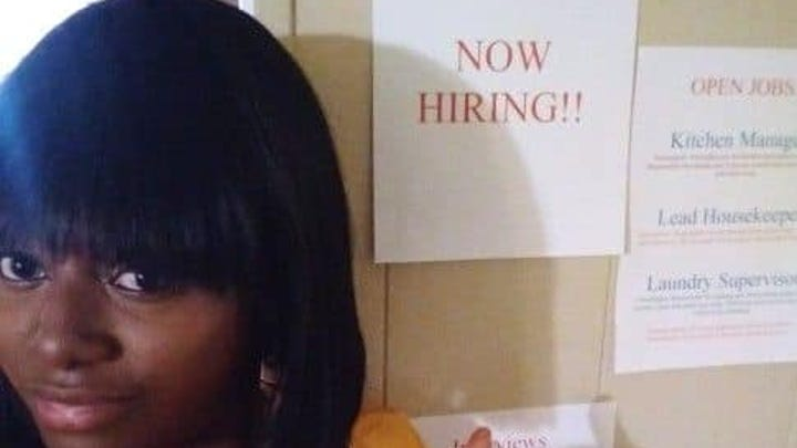 This mom decided to hold job interviews for her kids instead of handing them an allowance.
