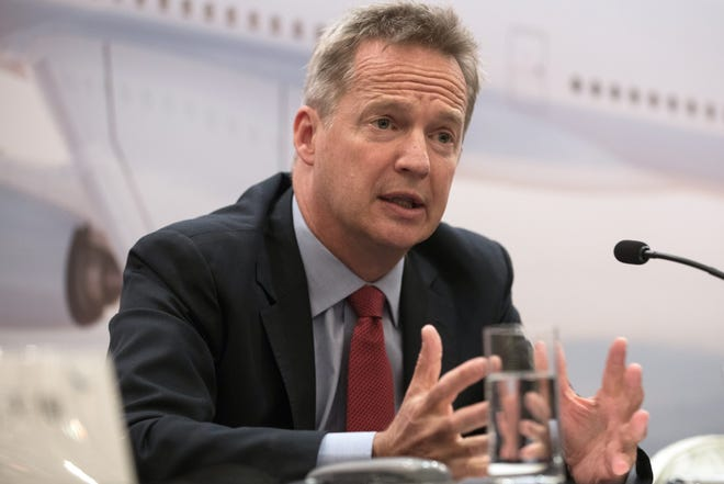 Cathay Pacific Airways CEO Rupert Hogg is out of a job after Beijing pressured the airline, some of whose employees took part in anti-government protests in Hong Kong.