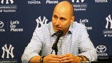 Yankees GM Brain Cashman talks about his recent incident with the police in Darien, Connecticut.