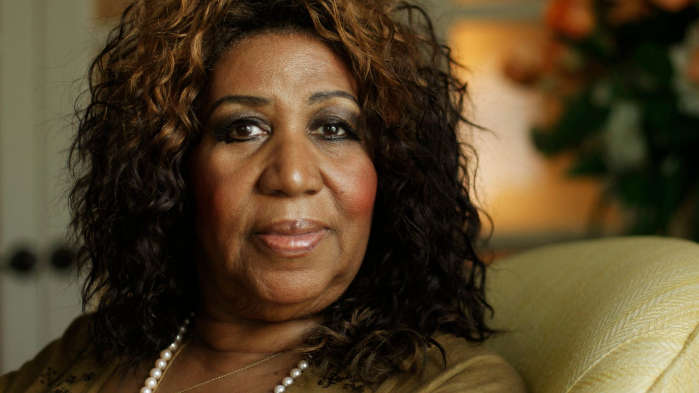 Previously unreleased track from Aretha Franklin is coming out