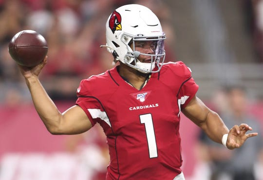 After an impressive preseason debut, Kyler Murray regressed in his second NFL game.
