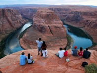 Even after a wet season, the Colorado River is still in danger
