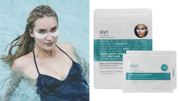 Under-eye care is so important, and these cooling gel masks target the area to rehydrate and rejuvenate.
