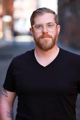 Author Rob Hart.