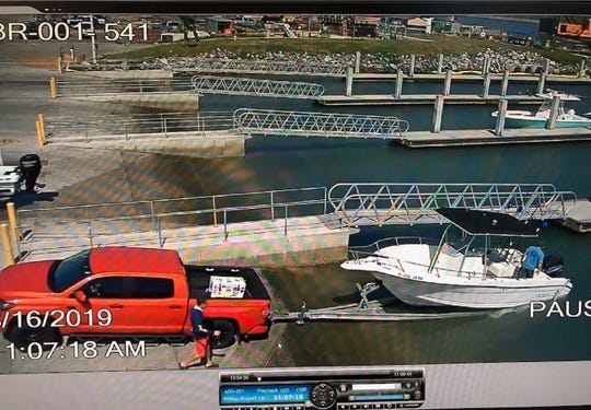 Two Brevard County fisherman were last seen leaving Port Canaveral in a 24-foot center console boat Friday.